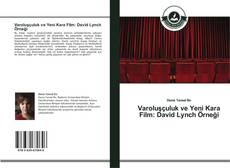 Bookcover of Varoluşçuluk ve Yeni Kara Film: David Lynch Örneği
