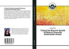 Copertina di Türkiye'de Büyüme İşsizlik Enflasyon Arasında Nedensellik Analizi