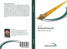 Обложка Schneckenspuren