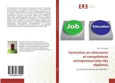 Couverture de Formation en alternance et compétences entrepreneuriales des diplômés