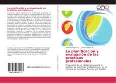Portada del libro de La planificación y evaluación de las prácticas profesionales