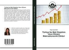 Türkiye'de Mali Disiplinin Uzun Dönem Makroekonomik Etkileri的封面