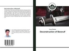 Bookcover of Deconstruction of Beowulf