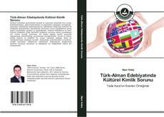 Capa do livro de Türk-Alman Edebiyatında Kültürel Kimlik Sorunu
