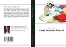 Capa do livro de Plastik Sanatlarda Tipografi