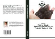 Bookcover of Türkiye Kömür Madenciliğinde Etkinlik ve Verimlilik Gelişimi: VZA
