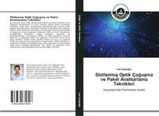 Bookcover of Slotlanmış Optik Çoğuşma ve Paket Anahtarlama Teknikleri