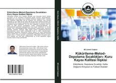 Bookcover of Kükürtleme-Metod-Depolama Sıcaklıkları- Kuru Kayısı Kalitesi İlişkisi