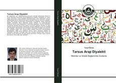 Copertina di Tarsus Arap Diyalekti
