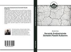 Capa do livro de Seramik Endüstrisinde Sentetik Plastik Kullanımı