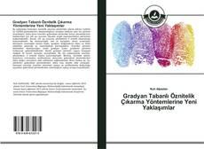 Couverture de Gradyan Tabanlı Öznitelik Çıkarma Yöntemlerine Yeni Yaklaşımlar