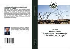Capa do livro de Yeni Güvenlik Politikalarının Metaekolojik Temelleri ve Türkiye