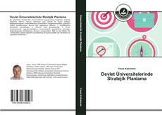Capa do livro de Devlet Üniversitelerinde Stratejik Planlama