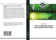 Capa do livro de İletim hatlarında yıldırım aşırı gerilimlerinin analizi
