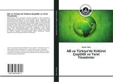 AB ve Türkiye'de Kültürel Çeşitlilik ve Yerel Yönetimler kitap kapağı