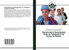Hemşirelerin Karşılaştığı Risk ve Tehlikelerin İş Stresi ile İlişkisi kitap kapağı