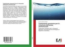 Bookcover of Trattamento anammox per la rimozione dell'azoto ammoniacale