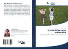 MSI - MultiSystemisk Intervensjon kitap kapağı