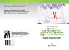 Bookcover of Ковшевое модифицирование чугунов при обработке упругими колебаниями