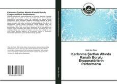 Karlanma Şartları Altında Kanatlı Borulu Evaporatörlerin Performansı kitap kapağı