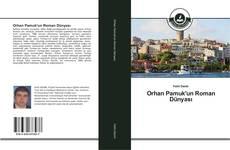 Bookcover of Orhan Pamuk'un Roman Dünyası