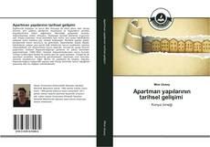 Apartman yapılarının tarihsel gelişimi kitap kapağı