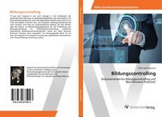 Bookcover of Bildungscontrolling