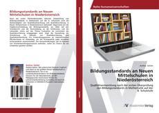 Couverture de Bildungsstandards an Neuen Mittelschulen in Niederösterreich