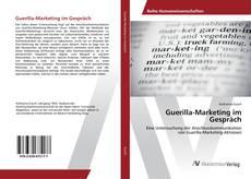 Buchcover von Guerilla-Marketing im Gespräch