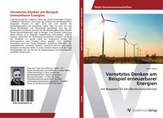 Portada del libro de Vernetztes Denken am Beispiel erneuerbarer Energien