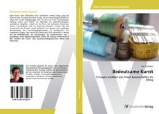 Bookcover of Bedeutsame Kunst