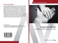 Portada del libro de Frauen im Sterben