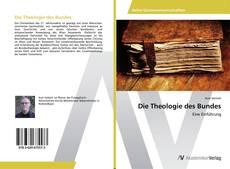 Bookcover of Die Theologie des Bundes