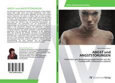 Couverture de ANGST und ANGSTSTÖRUNGEN