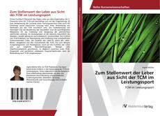 Buchcover von Zum Stellenwert der Leber aus Sicht der TCM im Leistungssport