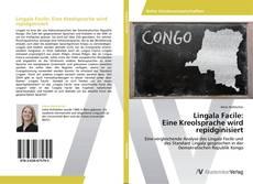 Capa do livro de Lingala Facile: Eine Kreolsprache wird repidginisiert