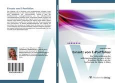 Bookcover of Einsatz von E-Portfolios