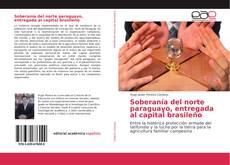 Portada del libro de Soberanía del norte paraguayo, entregada al capital brasileño