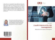 Portada del libro de L'audit interne et le risk management