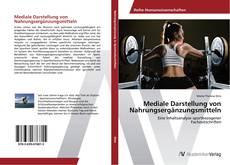 Buchcover von Mediale Darstellung von Nahrungsergänzungsmitteln