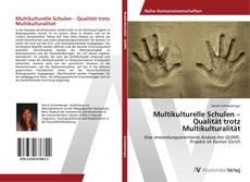 Capa do livro de Multikulturelle Schulen – Qualität trotz Multikulturalität