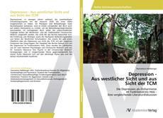 Capa do livro de Depression - Aus westlicher Sicht und aus Sicht der TCM