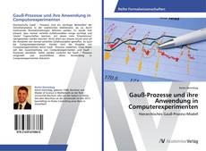 Buchcover von Gauß-Prozesse und ihre Anwendung in Computerexperimenten