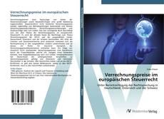 Capa do livro de Verrechnungspreise im europäischen Steuerrecht