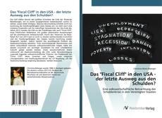 "Capa do livro de Das ""Fiscal Cliff"" in den USA - der letzte Ausweg aus den Schulden?"