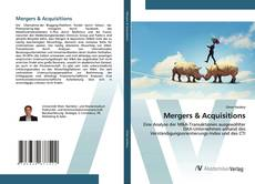 Mergers & Acquisitions的封面
