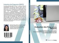 Portada del libro de Evaluation des Programms PROFITS