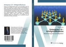 Bookcover of Enterprise 2.0 - Erfolgsindikatoren