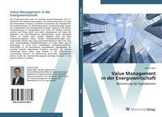 Buchcover von Value Management in der Energiewirtschaft