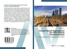 Buchcover von Cluster-based Aggregation for Inter-vehicle Communication